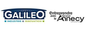 Pépinière d'entreprise Innovation - Galiléo - Annecy