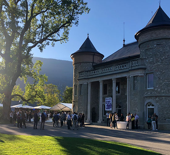 pix mix chateau de Servolex French Tech Chambéry