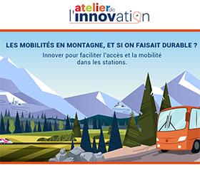 atelier innovation mobilité en montagne edf une rivière un territoire