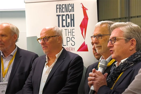 digital montagne chambéry French Tech in the alps 2019